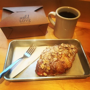 Strawberry Almond Frangipane Croissant. AH-MAZING.