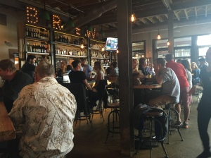 Inside Knoxville's Balter Beerworks.
