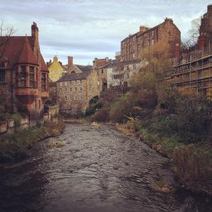 Dean Village, Scotland