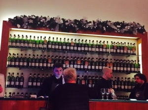 The bartenders are friendly and the selection is extensive at The Scotch malt Whisky Society!